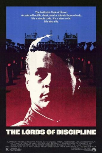 The Lords of Discipline Poster