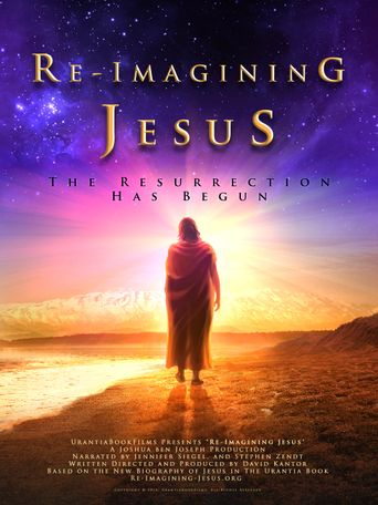 Re-Imagining Jesus: Discovering the Human Hero Poster