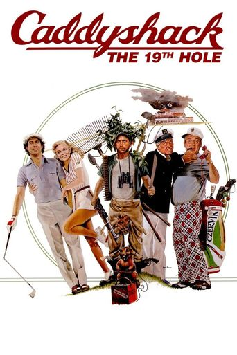 'Caddyshack': The 19th Hole Poster