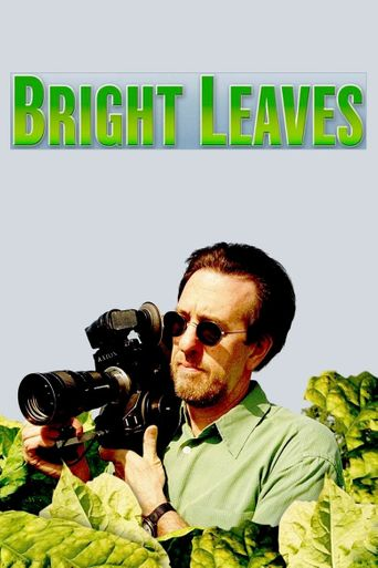 Bright Leaves Poster