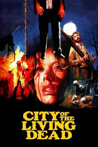 City of the Living Dead Poster