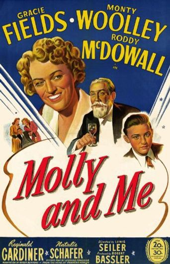 Molly and Me Poster