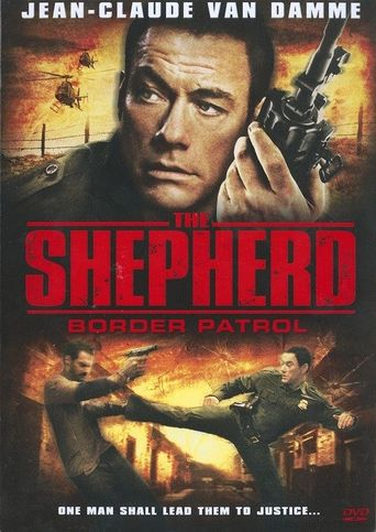 The Shepherd: Border Patrol Poster