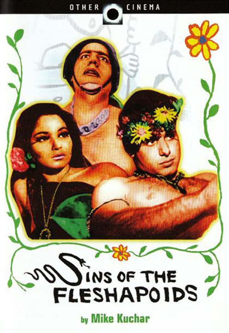 Sins of the Fleshapoids Poster