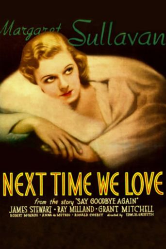 Next Time We Love Poster