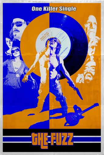 The Fuzz Poster