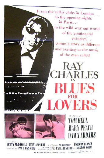 Ballad in Blue Poster