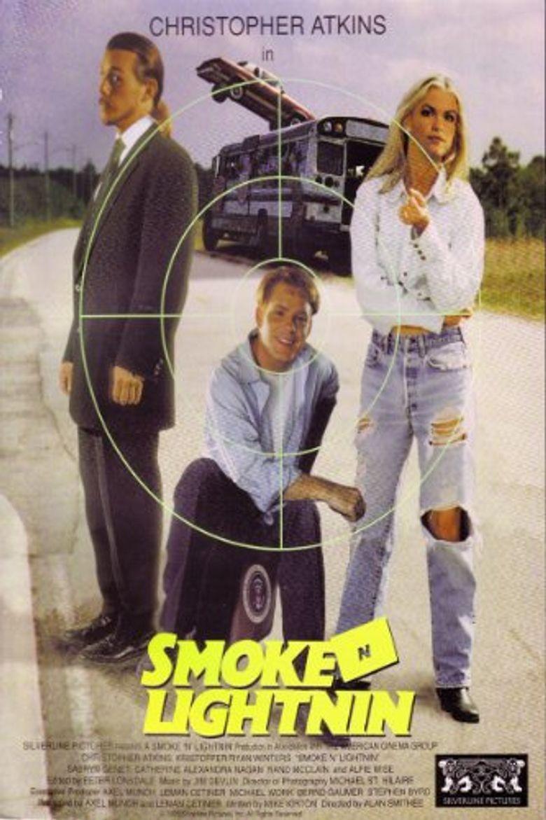 Smoke N Lightnin Poster