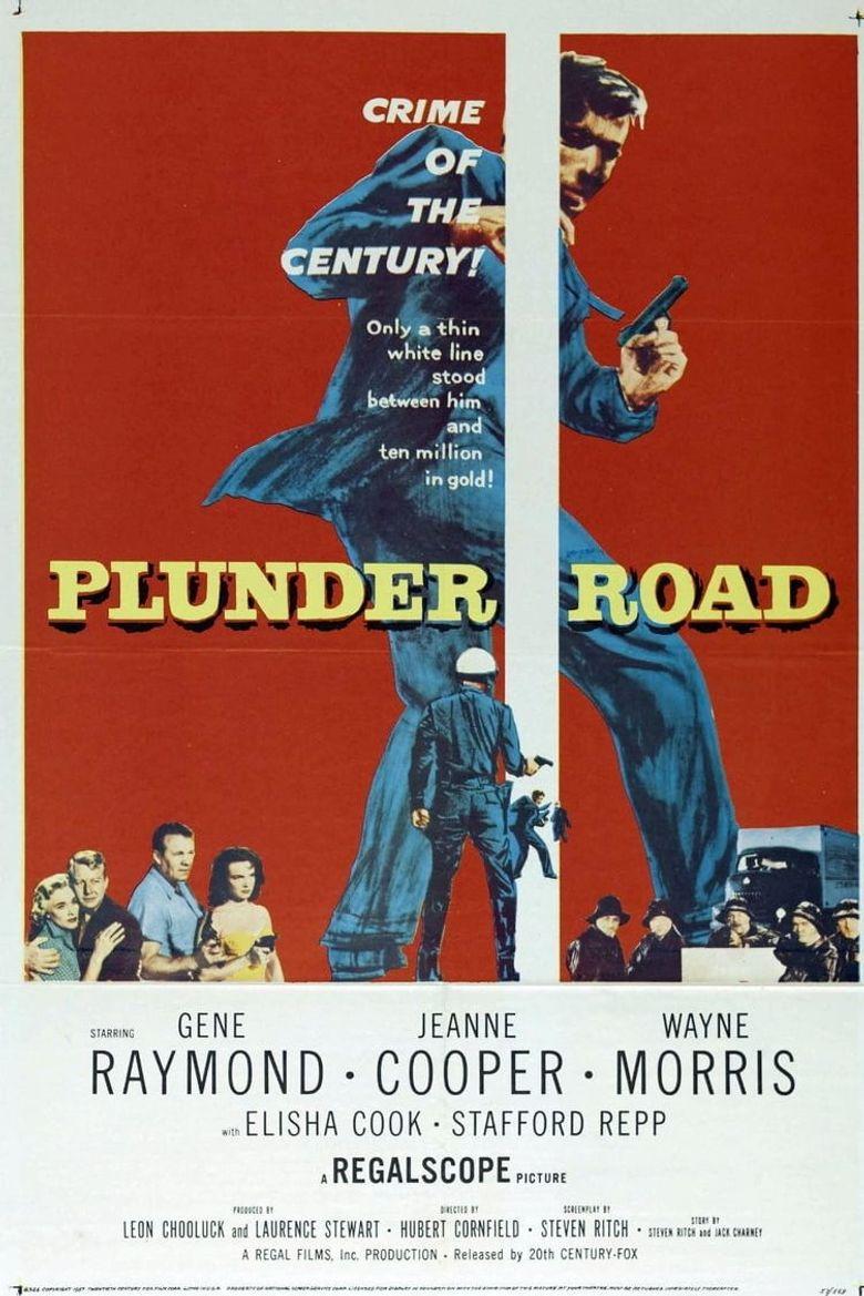Plunder Road Poster