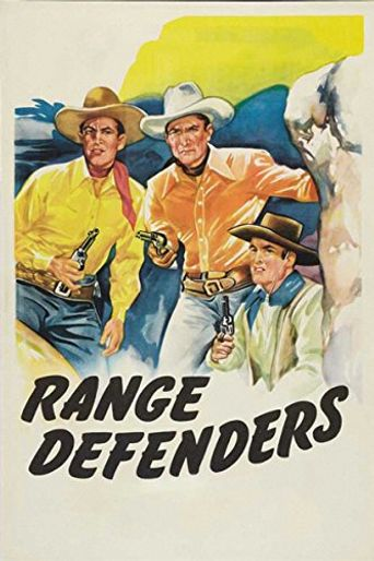 Range Defenders Poster