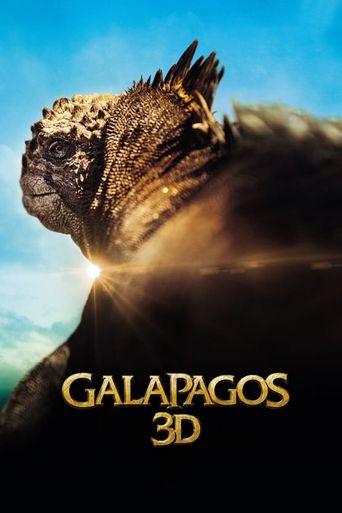 IMAX: Galapagos 3D Poster