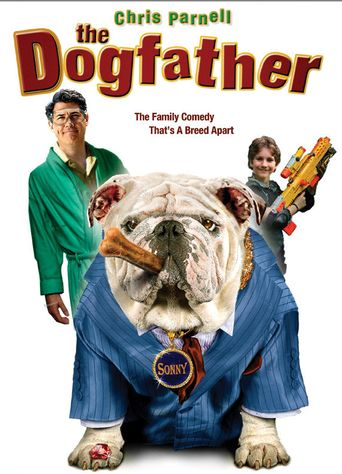 The Dogfather Poster