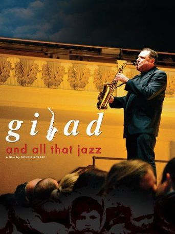Gilad and All That Jazz Poster