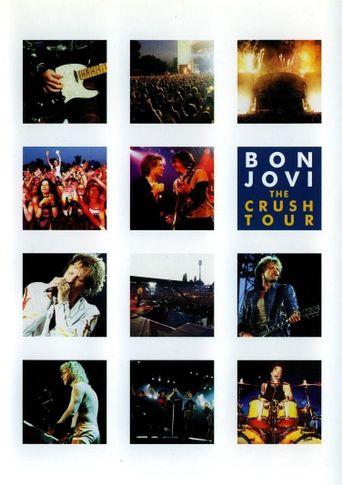 Bon Jovi: The Crush Tour Poster