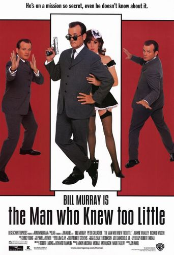 Watch The Man Who Knew Too Little