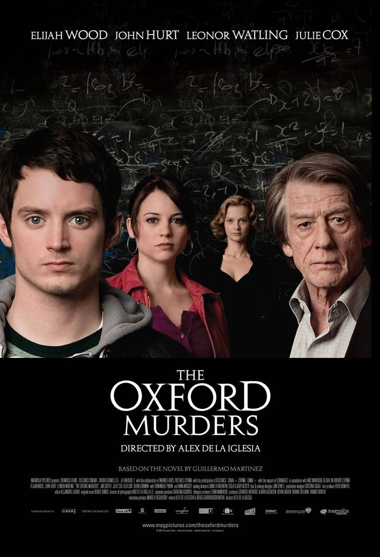 The Oxford Murders Poster