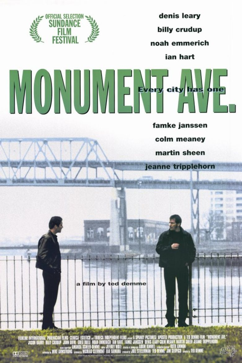 Monument Ave. Poster