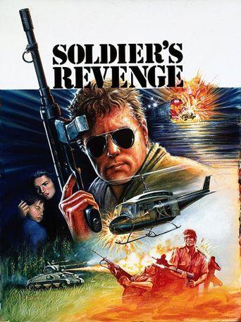 Soldier's Revenge Poster