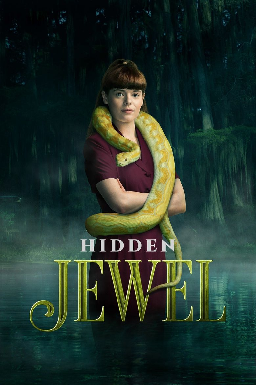 V.C. Andrews' Hidden Jewel Poster
