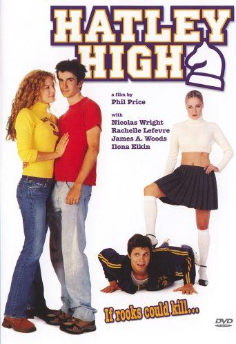 Hatley High Poster