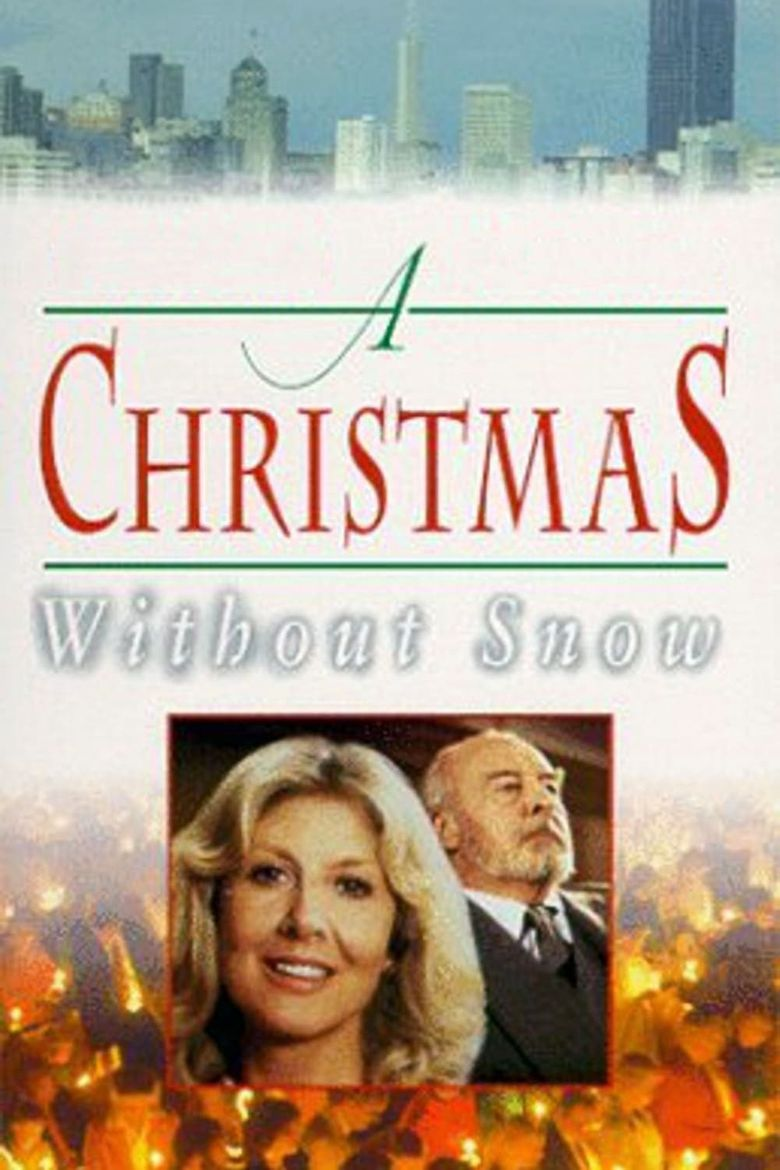 A Christmas Without Snow Poster