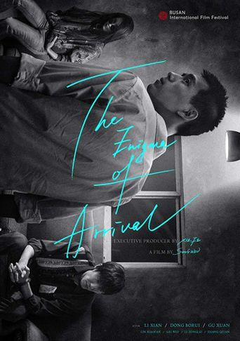 The Enigma of Arrival Poster