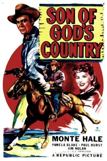 Son of God's Country Poster