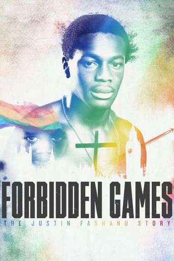 Forbidden Games: The Justin Fashanu Story Poster