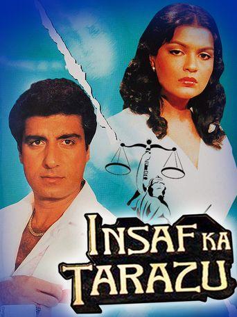 Insaaf Ka Tarazu Poster