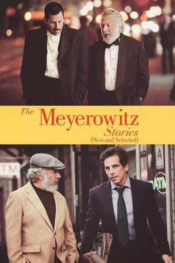 Watch The Meyerowitz Stories (New and Selected)