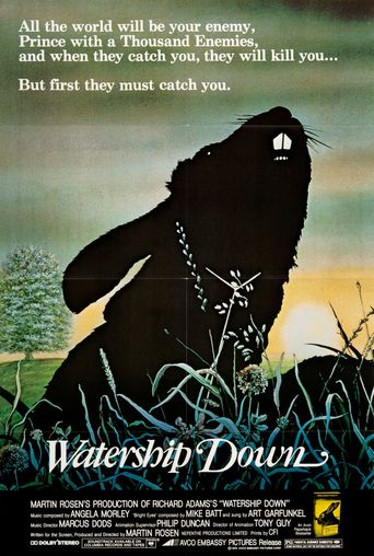Watch Watership Down