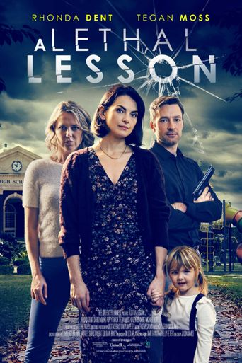 A Lethal Lesson Poster