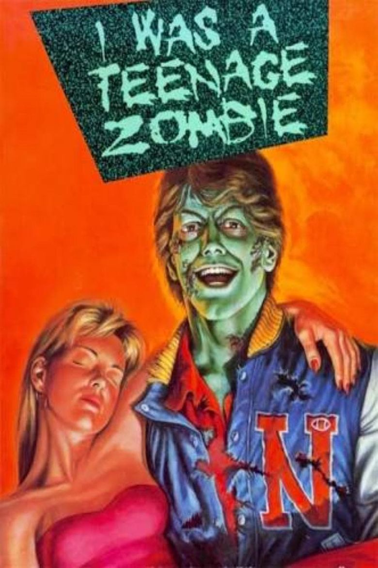 I Was a Teenage Zombie Poster