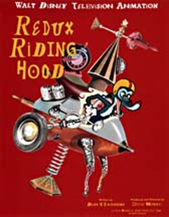 Redux Riding Hood Poster