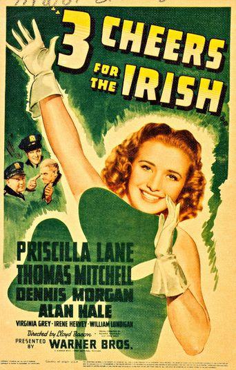 Three Cheers for the Irish Poster