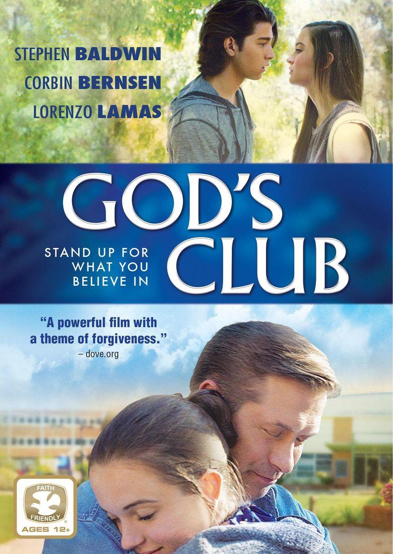 God's Club Poster