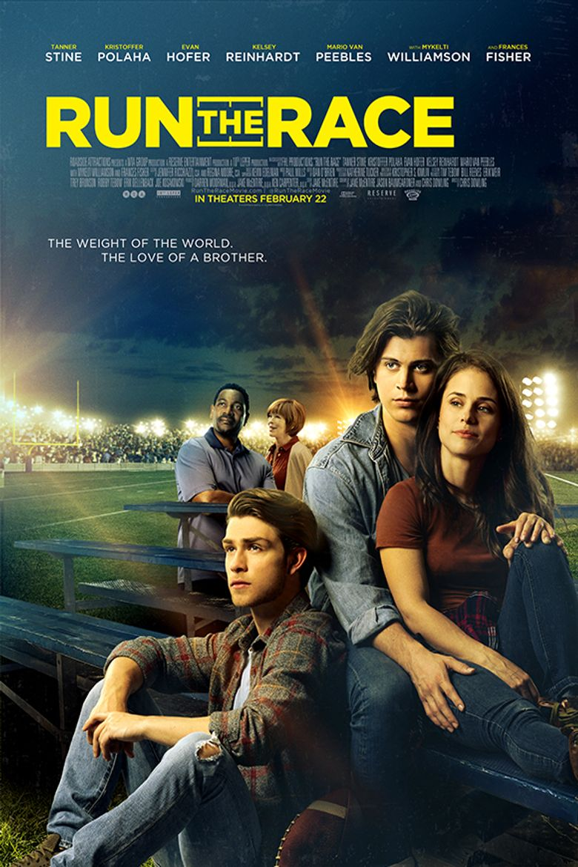 Run the Race Poster