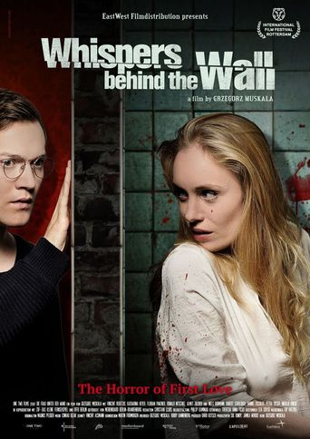 Whispers Behind the Wall Poster
