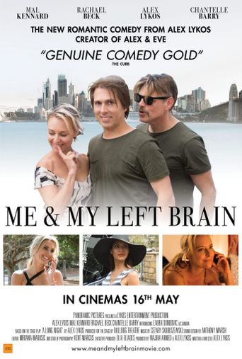 Me and My Left Brain Poster