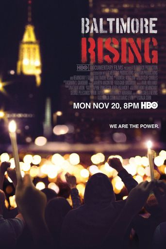 Baltimore Rising Poster