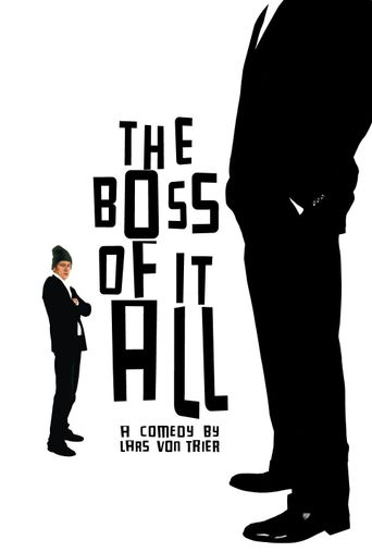 The Boss of It All Poster