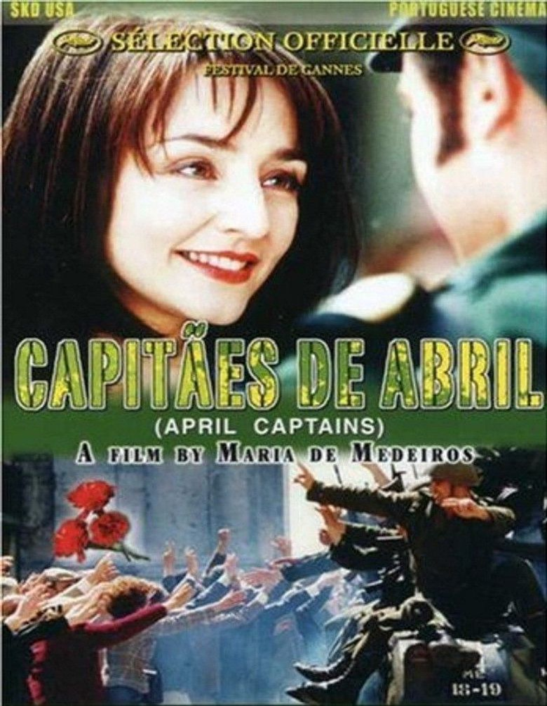 Captains of April Poster