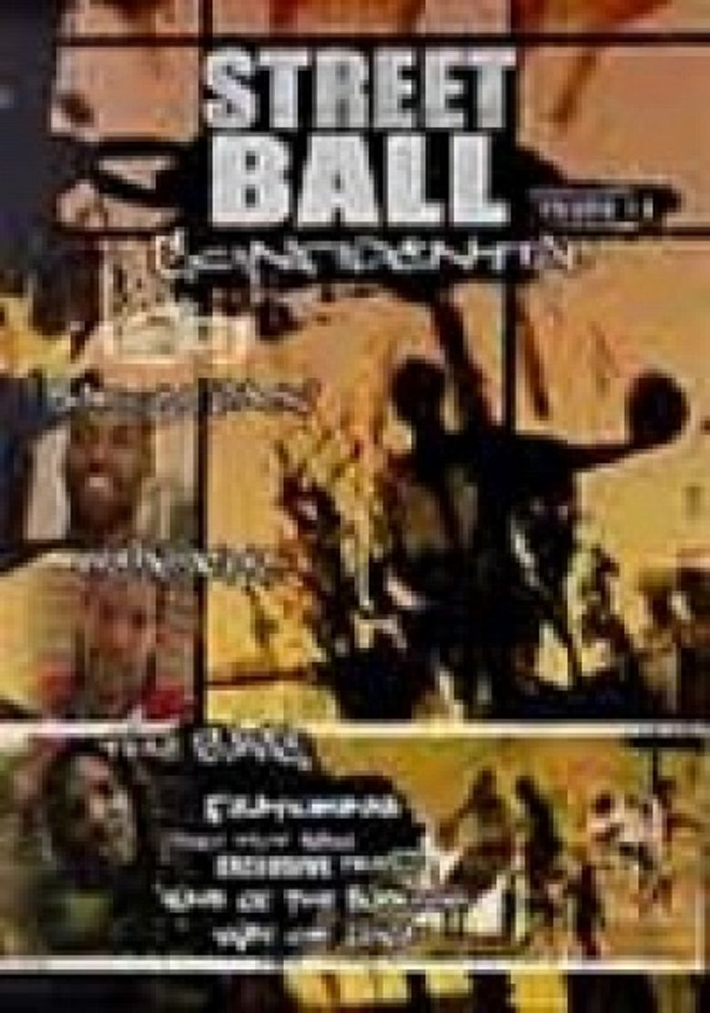 Street Ball Confidential Poster