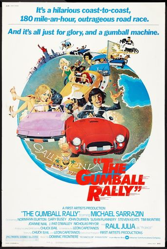 Watch The Gumball Rally