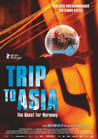 Trip to Asia: The Quest for Harmony Poster