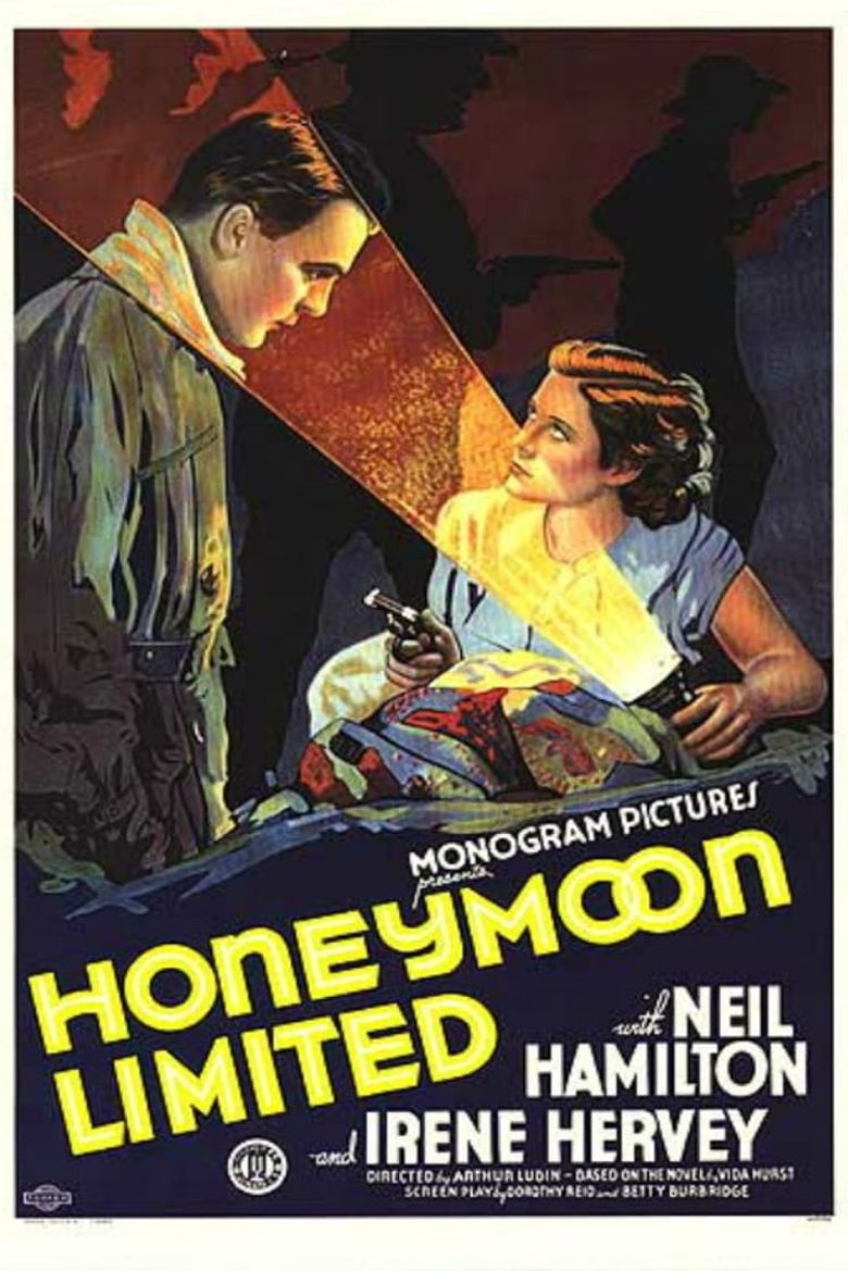 Honeymoon Limited Poster