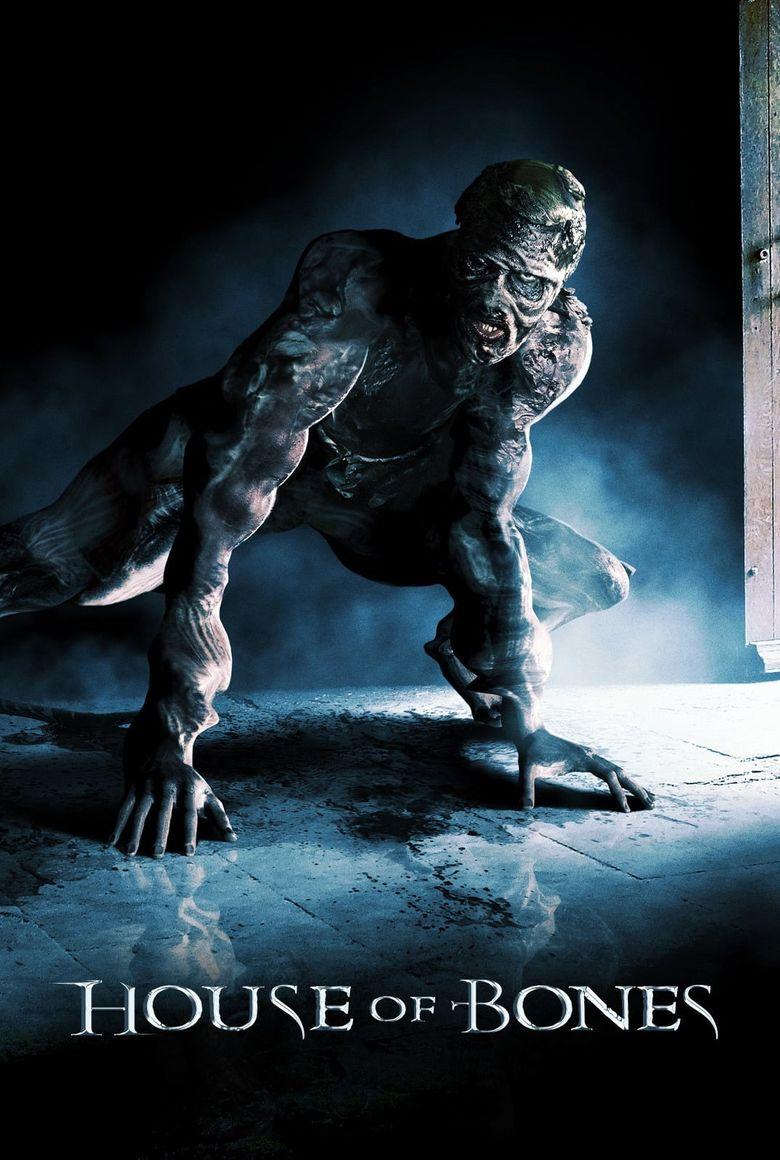 House of Bones Poster