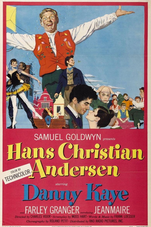 Hans Christian Andersen Poster