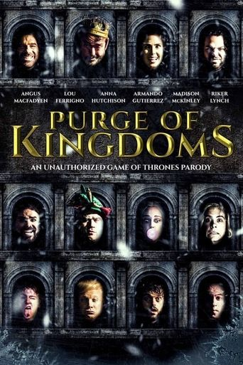 Purge of Kingdoms Poster