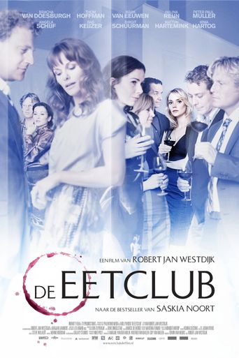 De Eetclub Poster